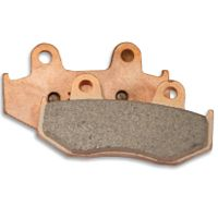 Driven Sintered Brake Pads - Front Right