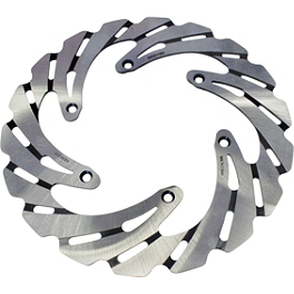 Driven Blade Brake Rotor - Front - 2012 Kawasaki KX450F Driven Sport Series Brake Rotor - Rear