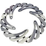 Driven Blade Brake Rotor - Front - Suzuki DR350 Dirt Bike Brakes