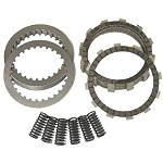 Driven Complete Clutch Kit - Kawasaki KX125 Dirt Bike Engine Parts and Accessories