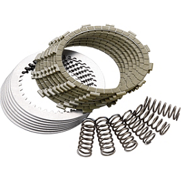 Driven Complete Performance Clutch Kit - 2007 Honda TRX450R (KICK START) Moose Clutch Cover Gasket