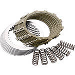 Driven Complete Performance Clutch Kit - Kawasaki KX125 Dirt Bike Engine Parts and Accessories