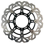 Driven Sport Series Motorcycle Brake Rotor - Front -  Dirt Bike Brake Rotors