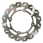 Driven Sport Series Brake Rotor - Front - Driven Industries Dirt Bike Brake Rotors