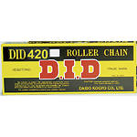 DID 420 Standard Chain - 126 Links - Dirt Bike Drive Parts