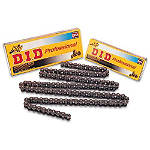 DID 420 NZ3 Black Chain - 126 Links - Kawasaki KX100 Dirt Bike Drive