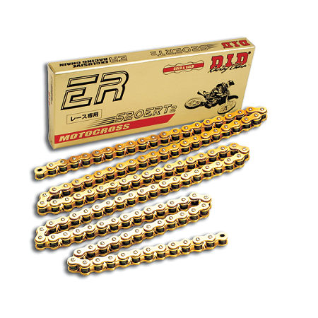 DID 520 ERT2 Gold Chain - 120 Links - Main
