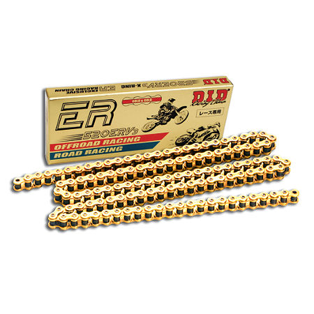DID 520 ERV3 X-Ring Chain - 120 Links - Main