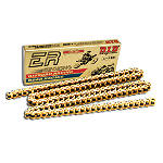 DID 520 ERV3 X-Ring Chain - 120 Links - Yamaha 2014-YFA125-BREEZE--DID-CHAIN-520-ERV3-XRING-120-LINKS DID ATV