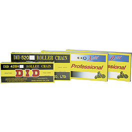 DID 520 NZ Heavy Duty Chain - 120 Links - DID 520 Standard Chain - 120 Links