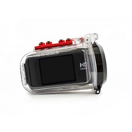 Drift Innovation HD Ghost Waterproof Case - Drift Innovation HD Ghost Shoulder Mount