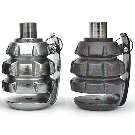 Deemeed Grenade Motorcycle Disc Lock - Main
