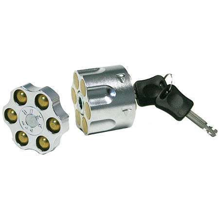 Deemeed Six Shooter Motorcycle Disc Lock - Main