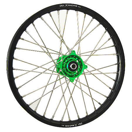 DNA Specialty Front Wheel 1.60X21 - Green/Black - Main