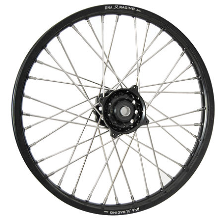 DNA Specialty Front Wheel 1.60X21 - Black/Black - Main