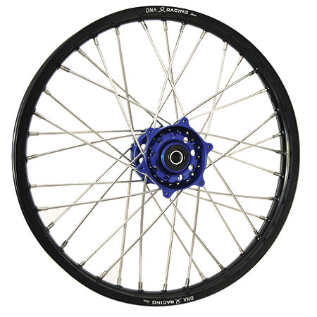 DNA Specialty Front Wheel 1.60X21 - Blue/Black - Main