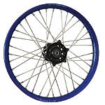 DNA Specialty Front Wheel 1.60X21 - Black/Blue - DNA Specialty Complete Wheels