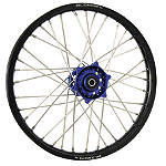 DNA Specialty Front Wheel 1.60X21 - Blue/Black - DNA Specialty Dirt Bike Dirt Bike Parts