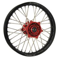 DNA Specialty Rear Wheel 1.85X19 - Red/Black