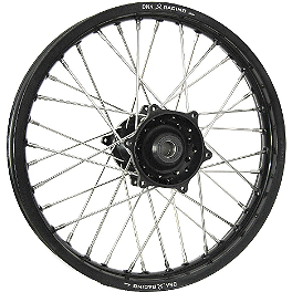 DNA Specialty Rear Wheel 2.15X19 - Black/Black - 2013 Honda CRF450R DNA Specialty Front Wheel 1.60X21 - Black/Black