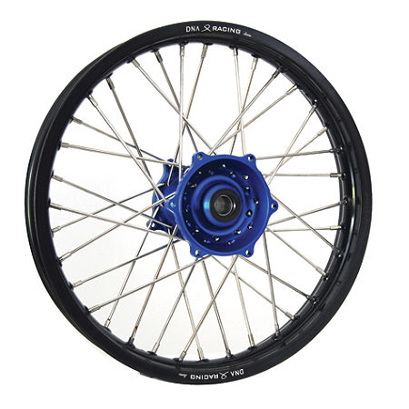 DNA Specialty Rear Wheel 2.15X18 - Blue/Black - Main