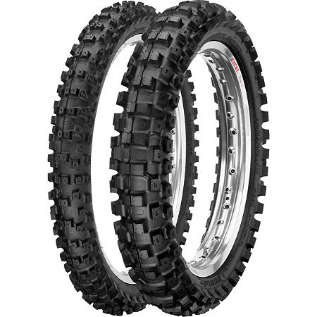 Dunlop 60 / 65 MX51 Front / Rear Tire Combo - Main