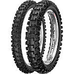 Dunlop 60 / 65 MX51 Front / Rear Tire Combo - DUNLOP-FEATURED Dunlop Dirt Bike
