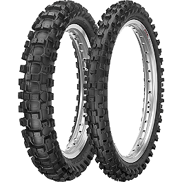 Dunlop 60/65 Geomax MX31 Tire Combo - Maxxis Maxxcross IT 60/65 Tire Combo