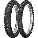 Dunlop 60/65 Geomax MX31 Tire Combo - FEATURED-1 Dirt Bike Tire Combos