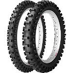Dunlop 80 / 85 Tire Combo - Yamaha YZ85 Dirt Bike Tires