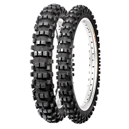 Dunlop 250/450F D952 Tire Combo - Moose Training Wheels