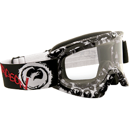 Dragon MDX Print Goggles - Dragon Tear-Offs - 10 Pack