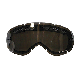 Dragon MDX Dual Lens With Post - Dragon MDX Tear-Offs - 50 Pack