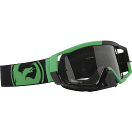 Dragon Vendetta Block Goggles - 2012 One Industries Gamma Helmet - Monster