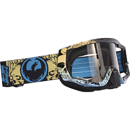 Dragon Vendetta Goggles - Dragon Vendetta Block Goggles