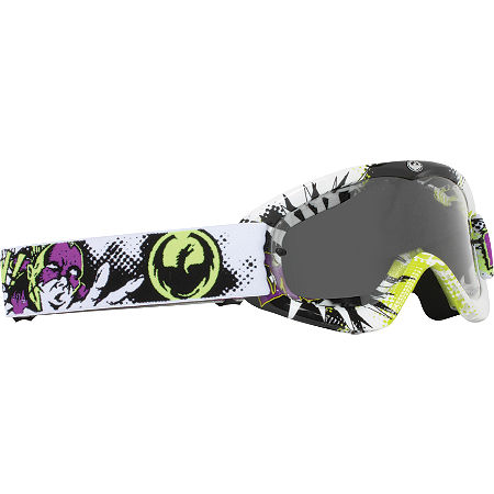 Dragon Youth MX Goggles - Prints - Main