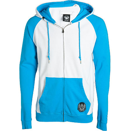 Dragon Block Out Zip Hoody - Main