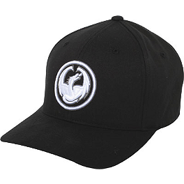 Dragon Corp Flex Fit Hat - Dragon Icon Mesh Hat