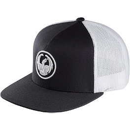 Dragon Icon Mesh Hat - Dragon Jefferson 50/50 Trucker Hat