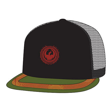Dragon Jefferson 50/50 Trucker Hat - Main