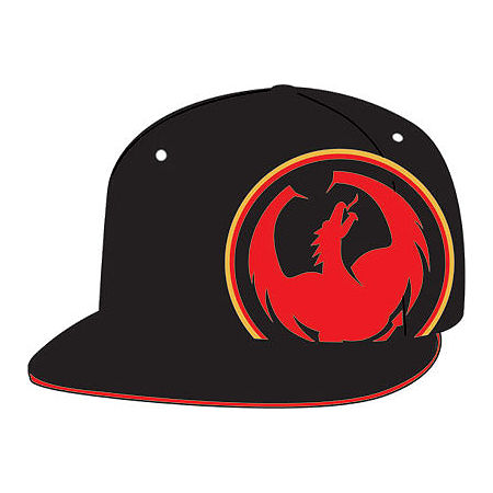 Dragon Risen Fitted Hat - Main