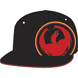 Dragon Risen Fitted Hat - Dragon Corp Flex Fit Hat