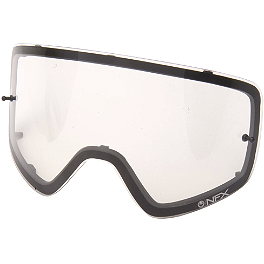 Dragon NFX Dual Lens With Tear-Off Posts - Dragon NFX All Weather Lens