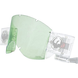 Dragon NFX Rapid Roll Lens - Dragon NFX Rapid Roll Mud Visor - 3 Pack
