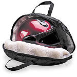 Dowco Nylon Black Helmet Bag - DOWCO Dirt Bike Helmet Accessories