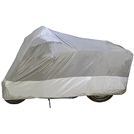 Dowco Guardian Ultralite Motorcycle Cover - Nelson-Rigg Deluxe Motorcycle Cover
