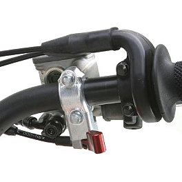 DR.D Hotstart System - 2009 Yamaha WR250F DR.D Stainless Full System Exhaust With Carbon Can