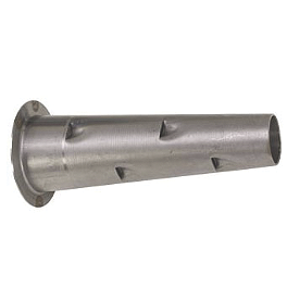 DR.D QUIET CORE INSERT - Dr.D Complete Stainless Steel Exhaust With Spark Arrestor
