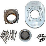 DR.D Spark Arrestor End Cap - Dirt Bike Dirt Bike Parts