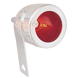 Drag Specialties Bullet Marker Light Replacement Lens - Drag Specialties Pony Marker Light Replacement Lenses